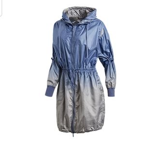 NWT WOMENS ADIDAS BY STELLA MCCARTNEY PARKA S